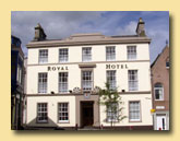 Royal Hotel Blairgowrie Scotland