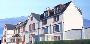 West Highland Hotel  Highland Scotland