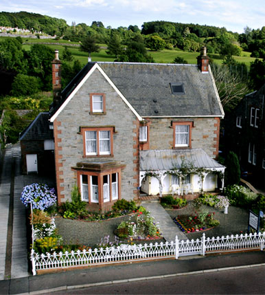 Anchorlee Guesthouse Kirkcudbright Scotland