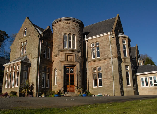 Gowanbank House Bed & Breakfast East Ayrshire Scotland
