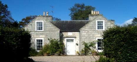 Inverbrora Farmhouse Sutherland Scotland