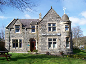 Bank House B&B Fort Augustus  Scotland