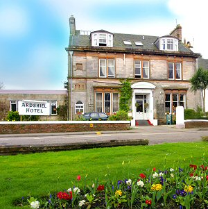 Ardshiel Hotel  Campbeltown Scotland