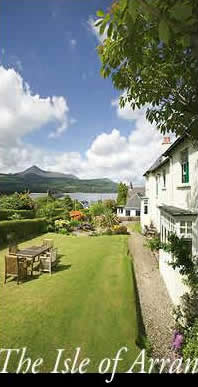 The Glenartney Brodick Scotland