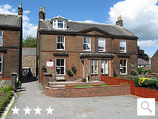 Torbay Lodge Guest House Dumfries Scotland