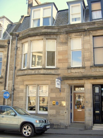 Nethan Guest House St Andrews Scotland