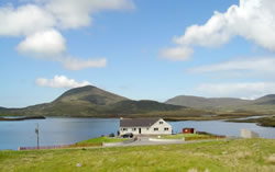 Grimisdale Guest House Isle of Harris Scotland